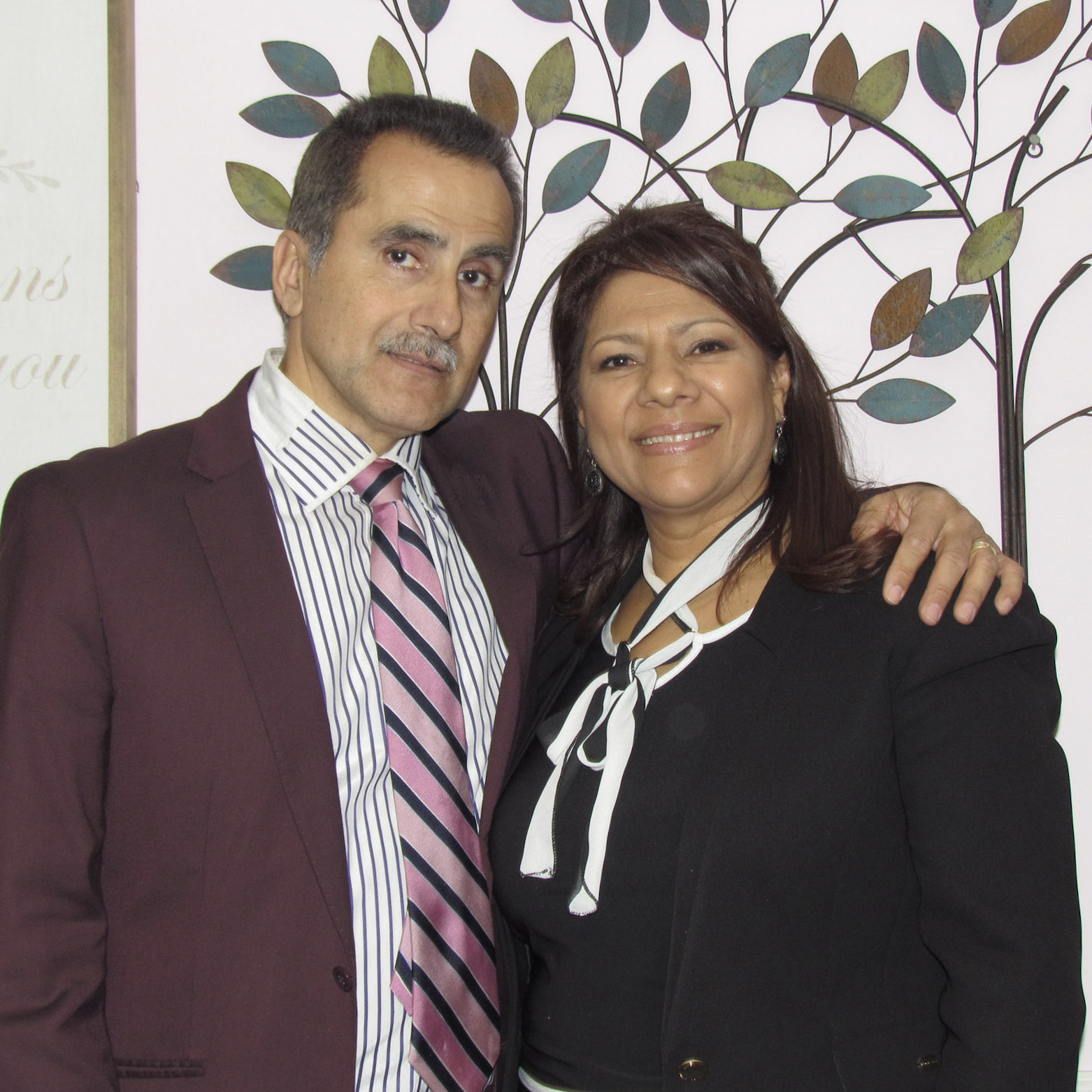 Pastor Silvio & Pastora Alexandra Del Campo